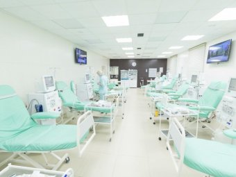 Фото с сайта Центра амбулаторного гемодиализа Архангельска.