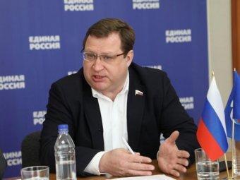 Дмитрий Юрков. Фото пресс-службы АРО ВПП «Единая Россия».