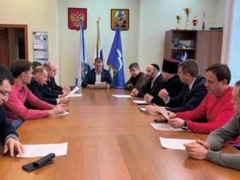 Фото: пресс-служба партии «Единая Россия».