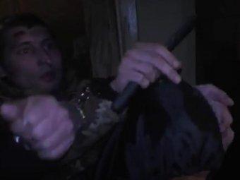 Стоп-кадр из видео Следкома.